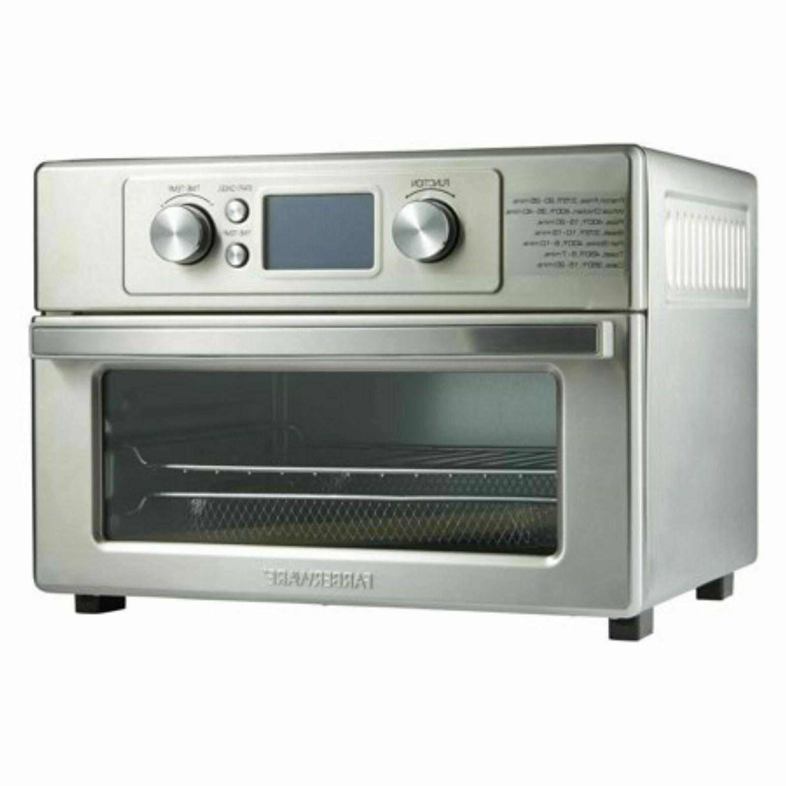 Air Fryer Toaster Oven Home Kitchen Food Cooking No Oil Dinn