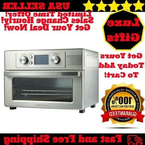 air fryer toaster oven home kitchen food