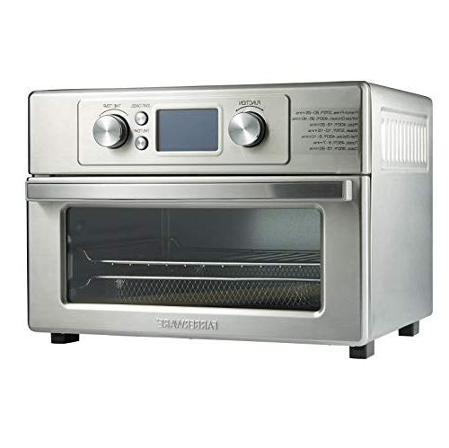 air fryer toaster oven oil