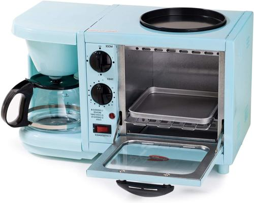 Americana Toaster Oven Griddle College RV