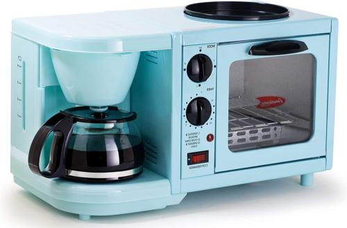 americana coffee maker toaster oven griddle 3