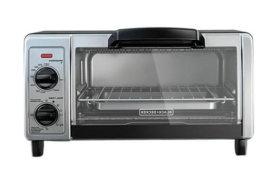 black and decker stainless steel 4 slice