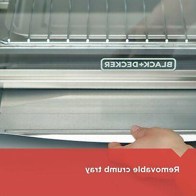BLACK+DECKER Oven 8-Slice