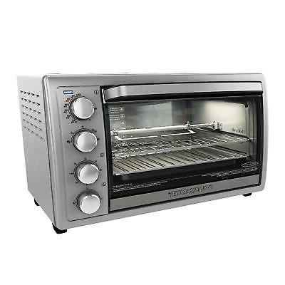 black decker to4314ssd wcr 076 rotisserie toaster