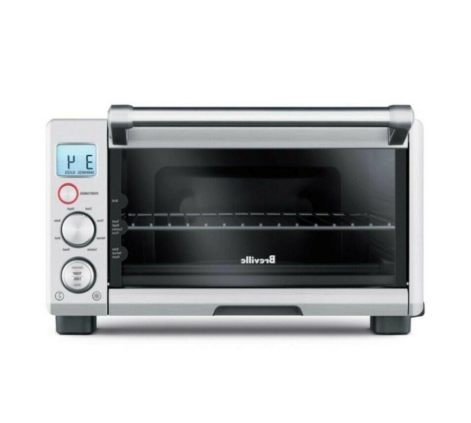 Breville Bov650xl The Compact Smart Oven New