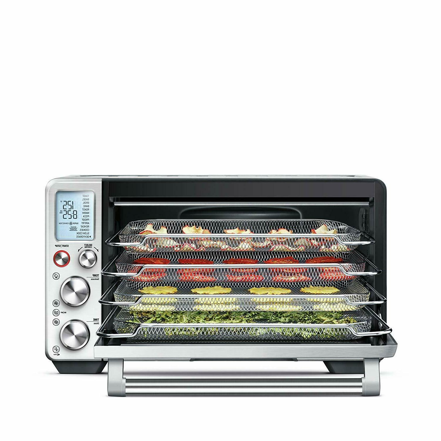 Breville Bov900bss Convection Air Fry Smart Oven Air