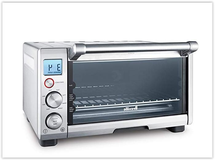 compact smart oven countertop electric toaster oven