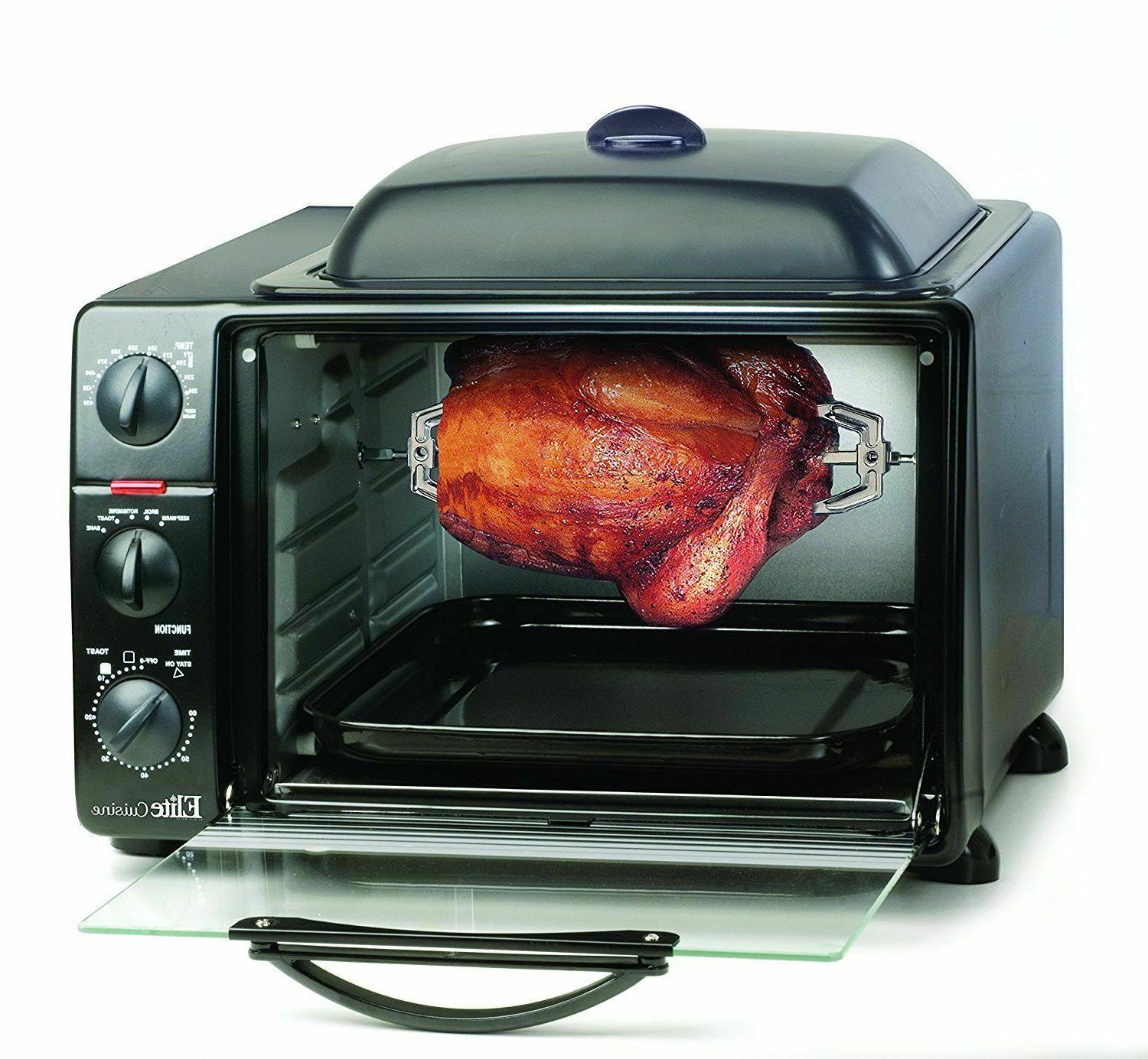 commercial electric convection oven bake cooking toaster