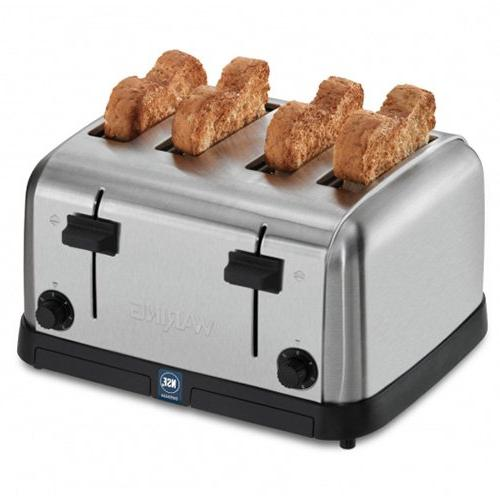 commercial wct708 duty toaster