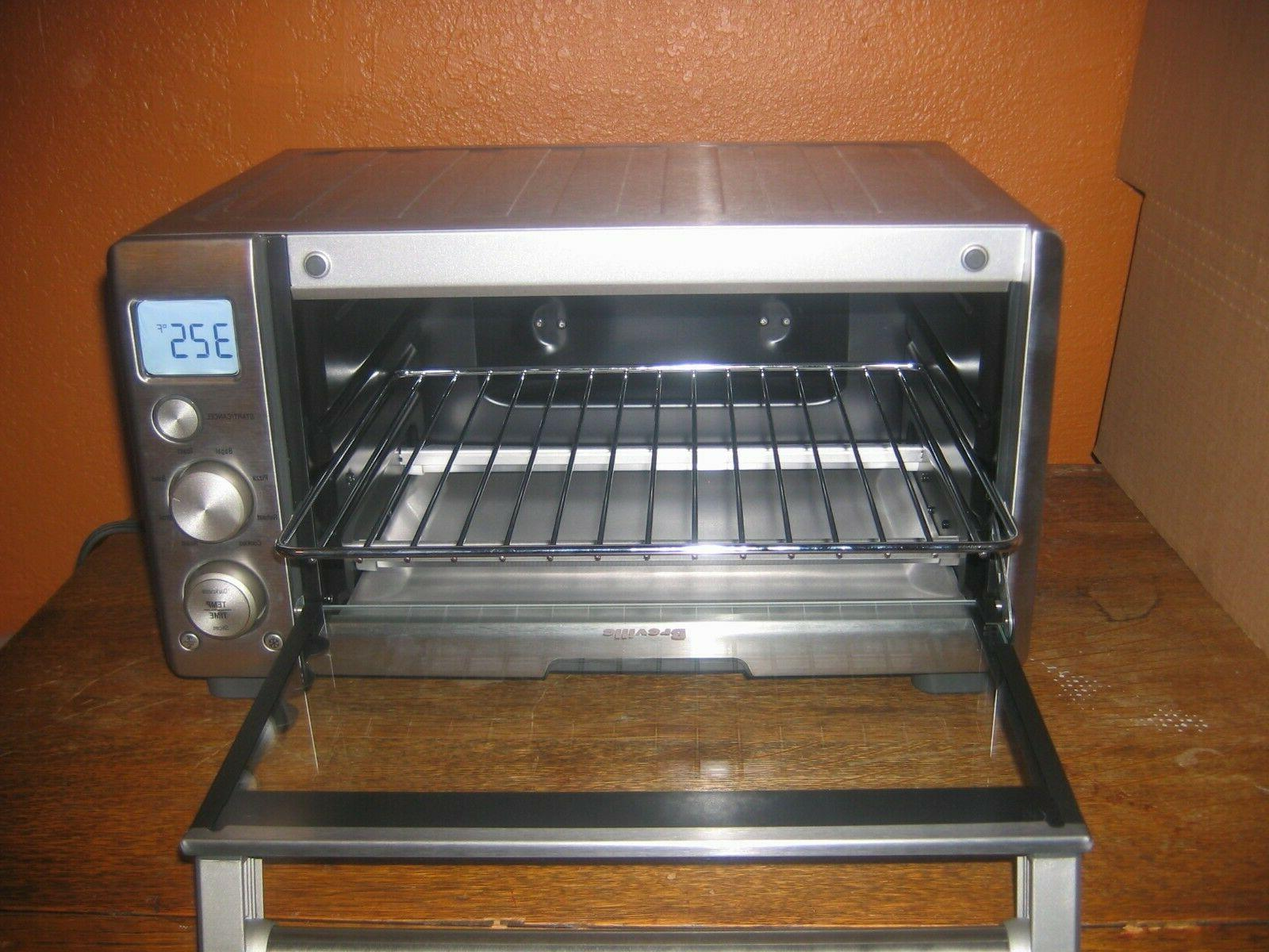 compact smart oven toaster bov650xl