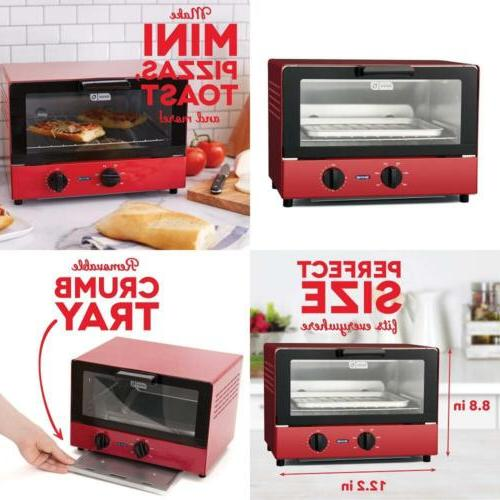 compact toaster oven cooker