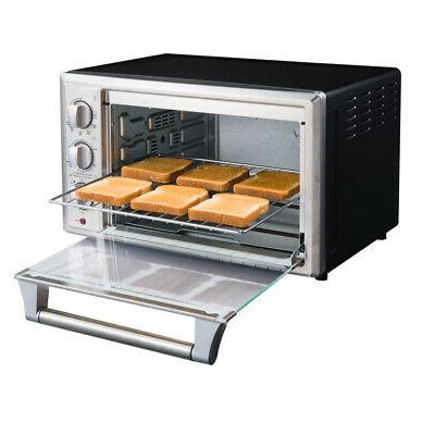 Convection Toaster Oven Stainless BRAND NEW