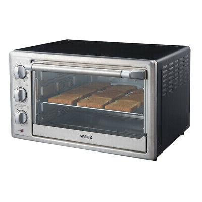 Convection 6-Slice Oven Stainless NEW