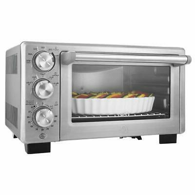 convection countertop toaster oven stainless steel