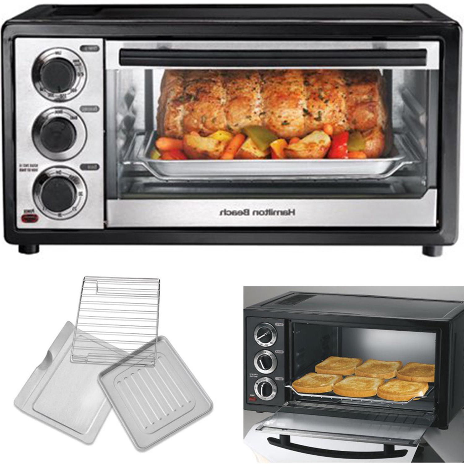 convection kitchen oven toaster pizza 6 slice