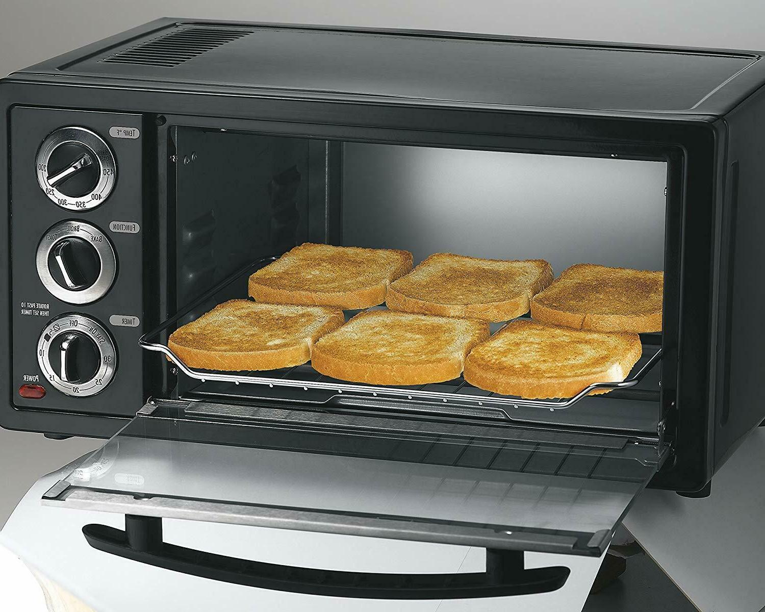 Convection Toaster Slice Family Pizza