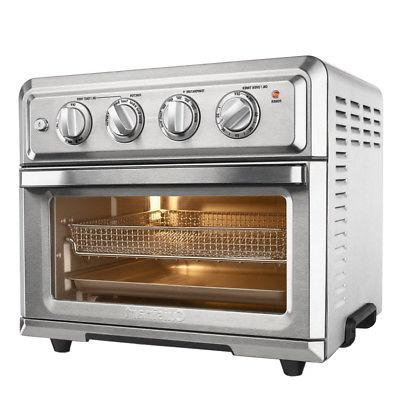 Cuisinart Convection Oven Air - Piece and Cutting