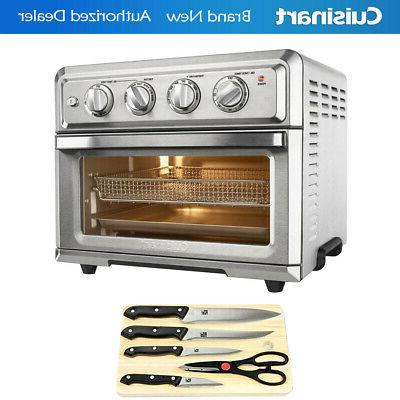 convection toaster oven air fryer with 2