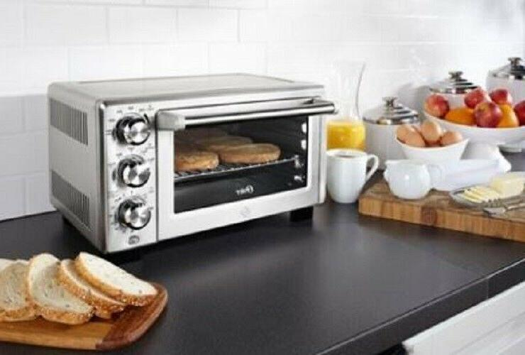 Convection Stainless Steel Cook
