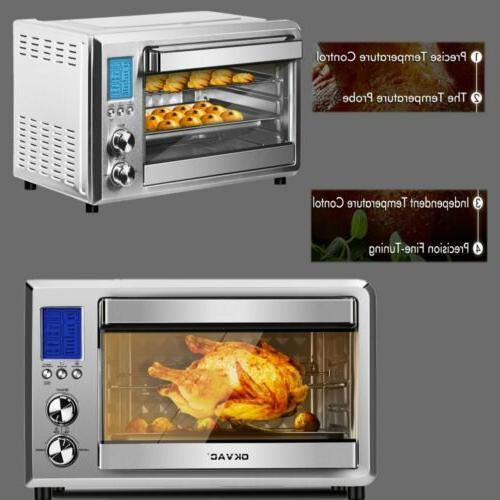 FREE Convection Oven Countertop LCD