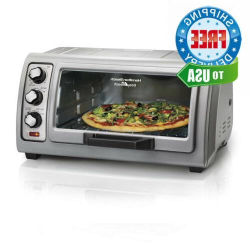 countertop toaster oven easy reach with roll
