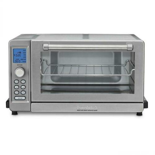 cuisinart tob 135n deluxe convection toaster oven