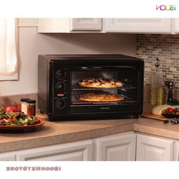Hamilton Beach Convection Oven Toaster