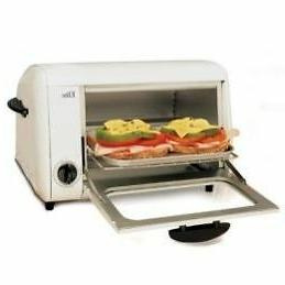 elite cuisine toaster oven broiler new color
