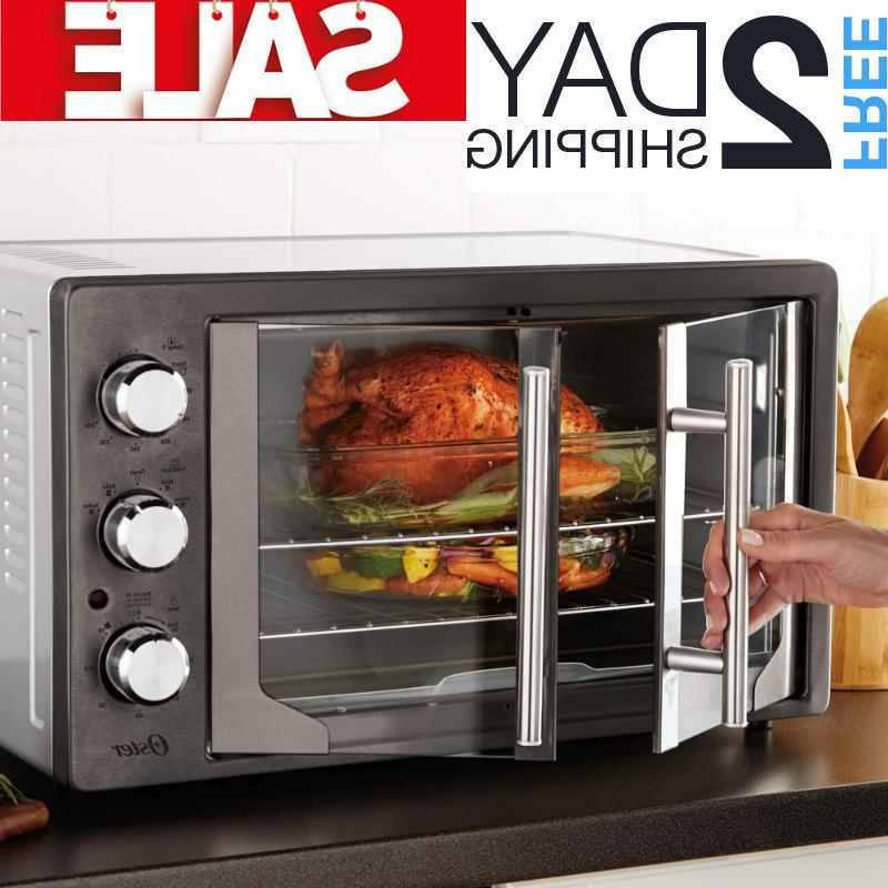 extra large toaster oven countertop convection electric