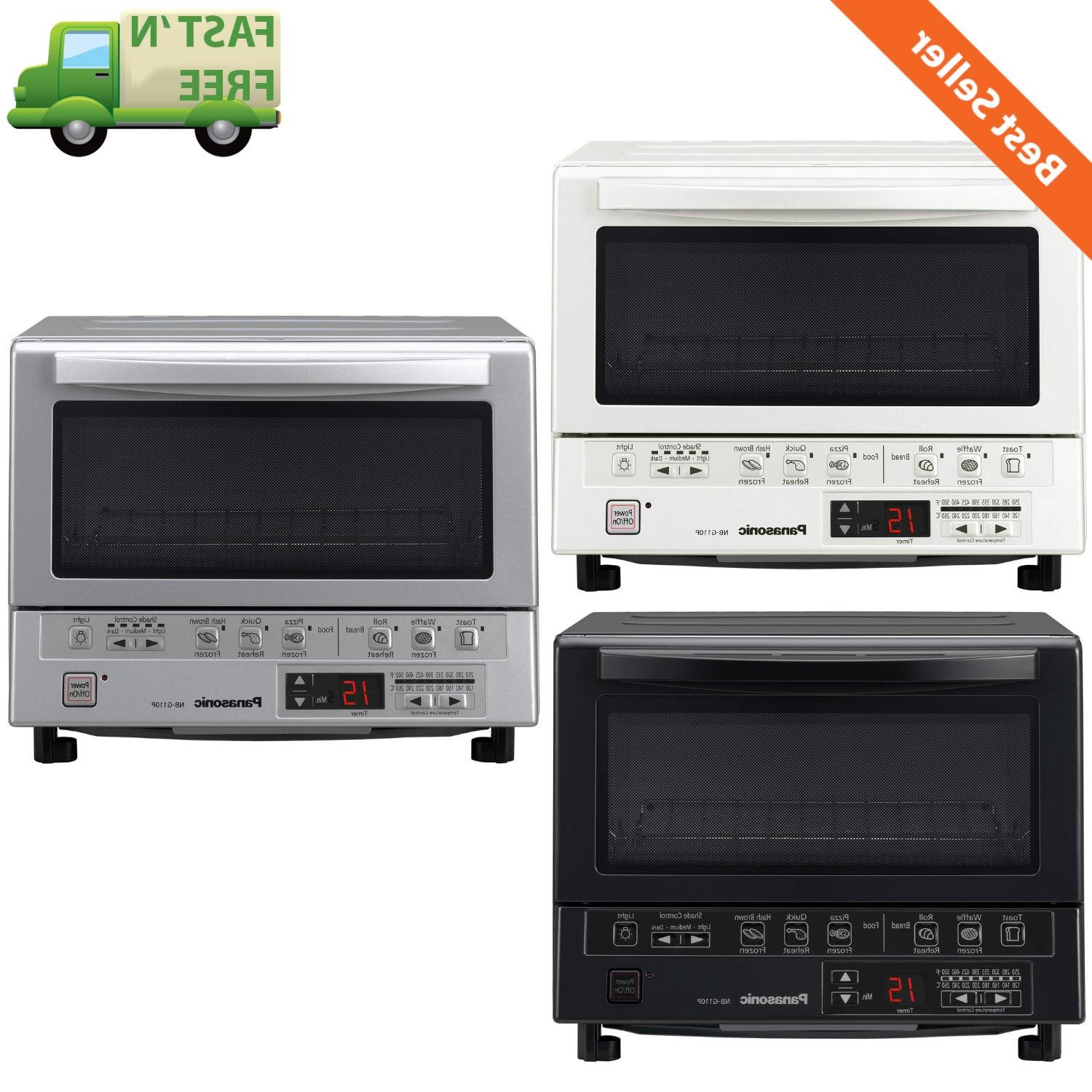 flash xpress compact toaster oven w double