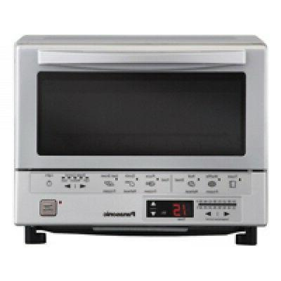 flashxpress double infrared heating silver toaster oven