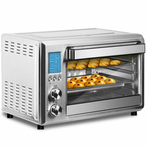 free shipping electric convection oven countertop 6