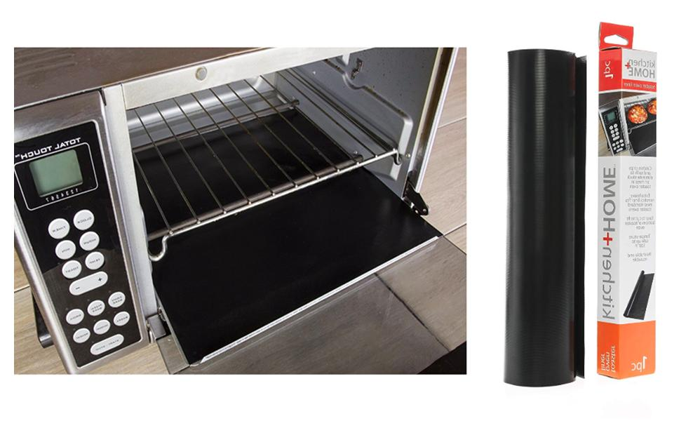 heavy duty toaster oven liner kitchen home