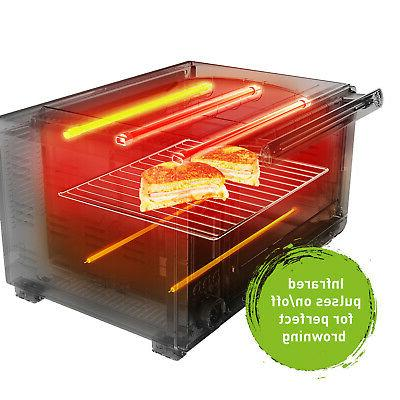 Panasonic High Convection Toaster With Preheating