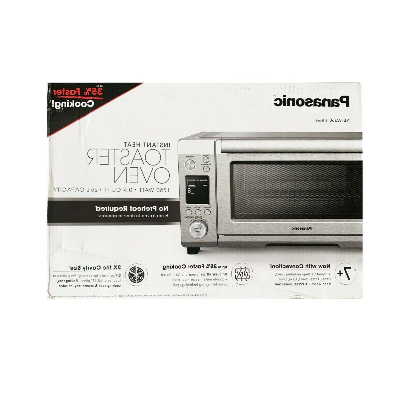high speed convection toaster oven with no