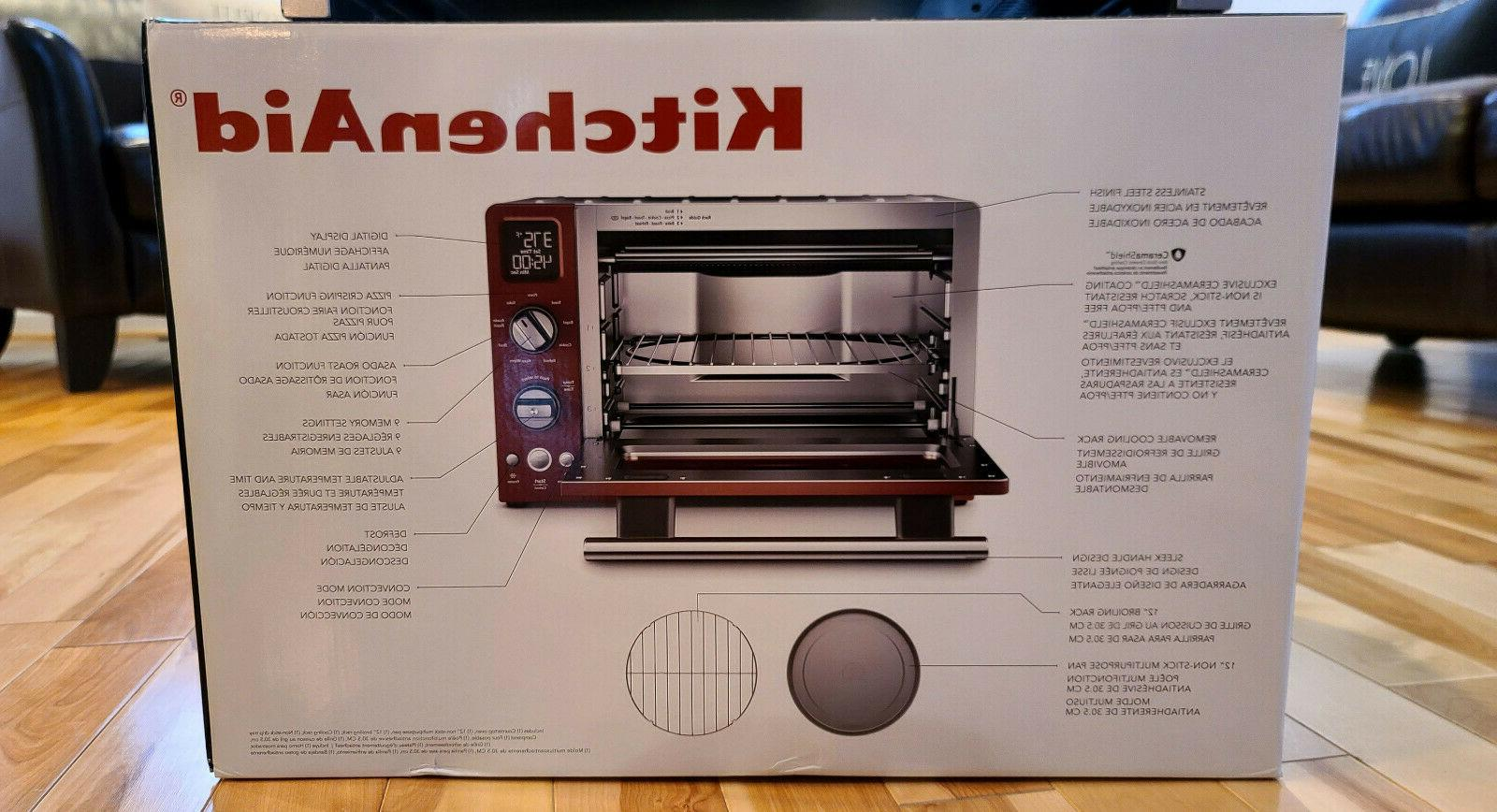 KitchenAid Convection Oven Pre-Programmed Settings