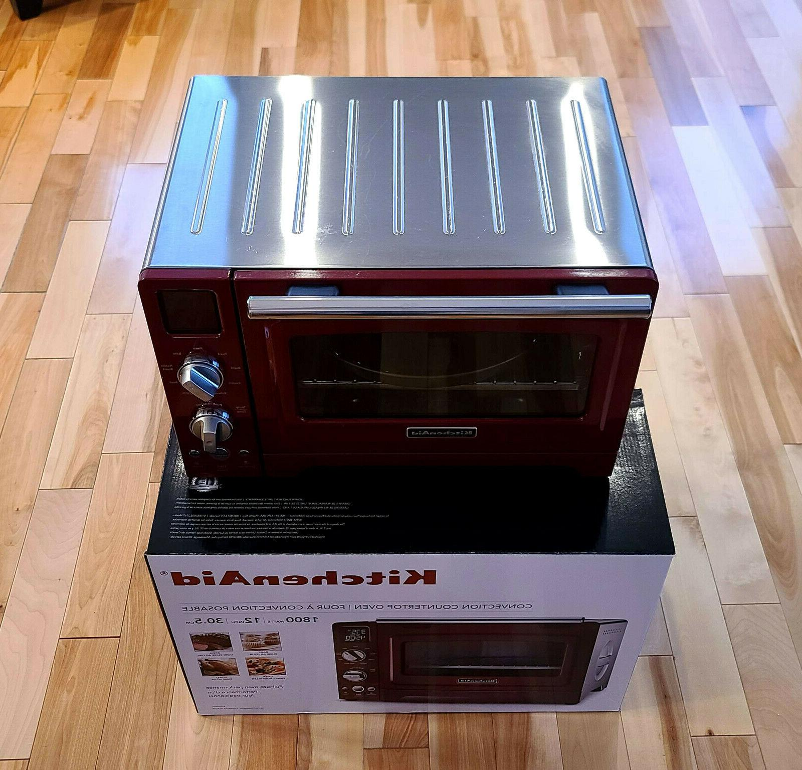 KitchenAid Convection Oven w/9 Pre-Programmed Settings