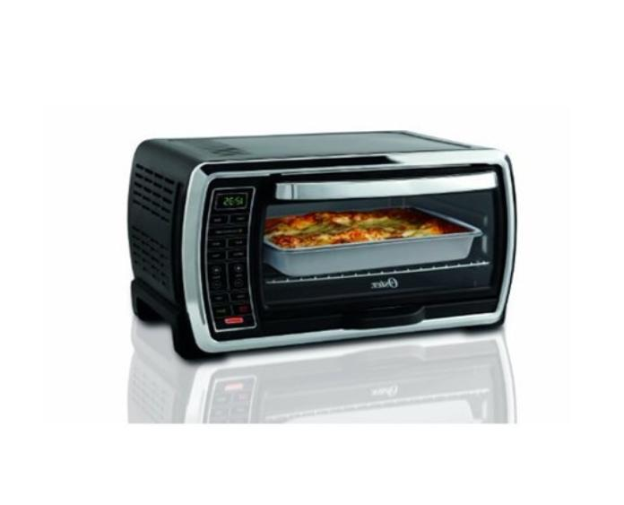 Large Capacity Countertop 6Slice Digital Convection Toaster