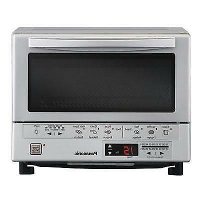 nb g110p flash xpress toaster oven silver