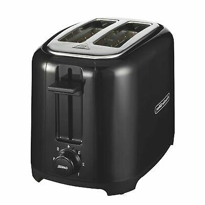 Toaster with & Black