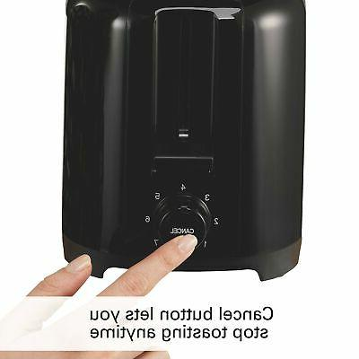 New Silex Toaster with Wide & Toast Boost, Black