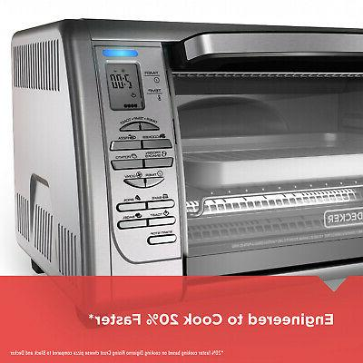 New Convection Toaster Oven - Stainless