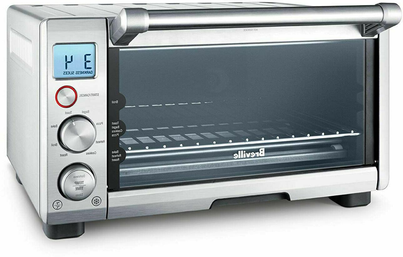 New Breville Compact Smart Oven Electric Toaster