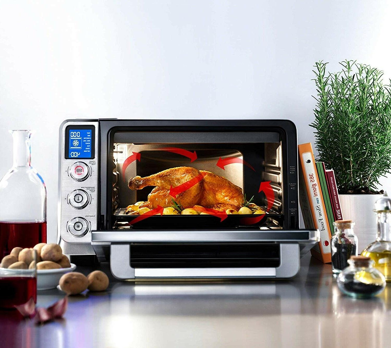 NEW Stainless Digital Oven