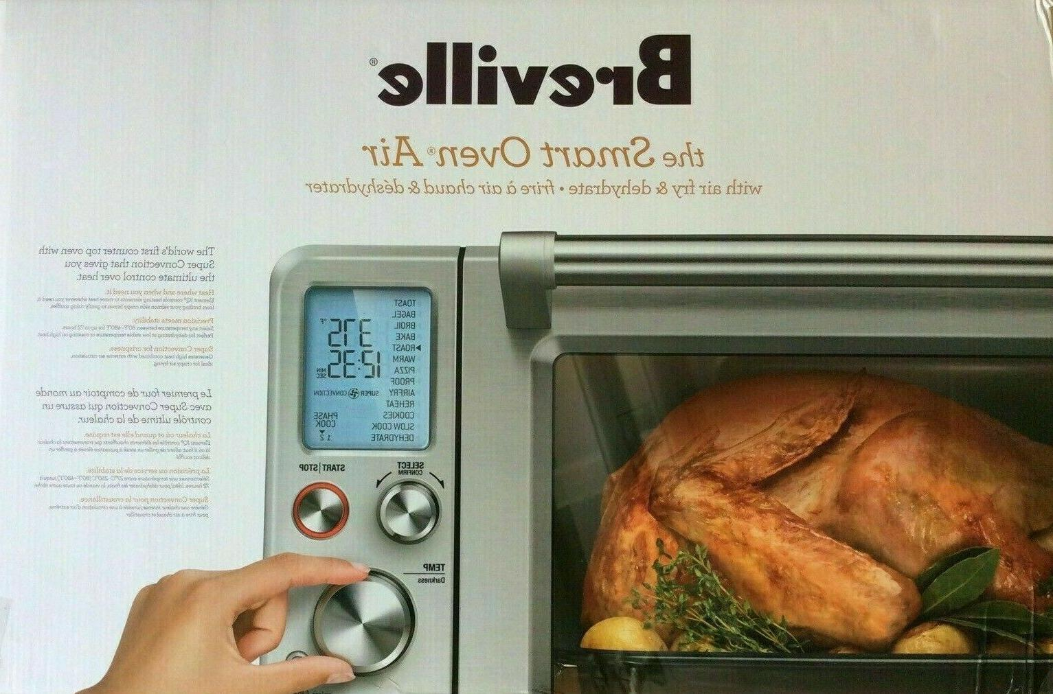 NEW Breville Oven Air Convection Oven BOV900BSS