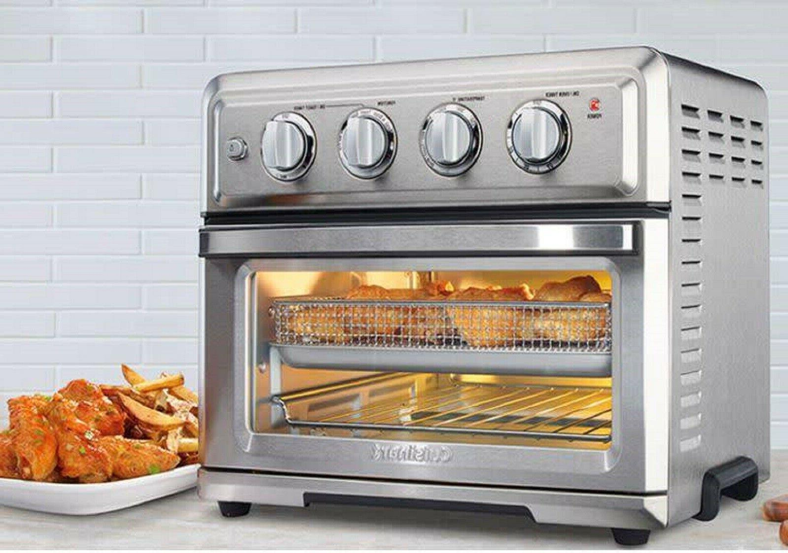 New! TOA-60 Stainless Fryer Toaster - BOX!