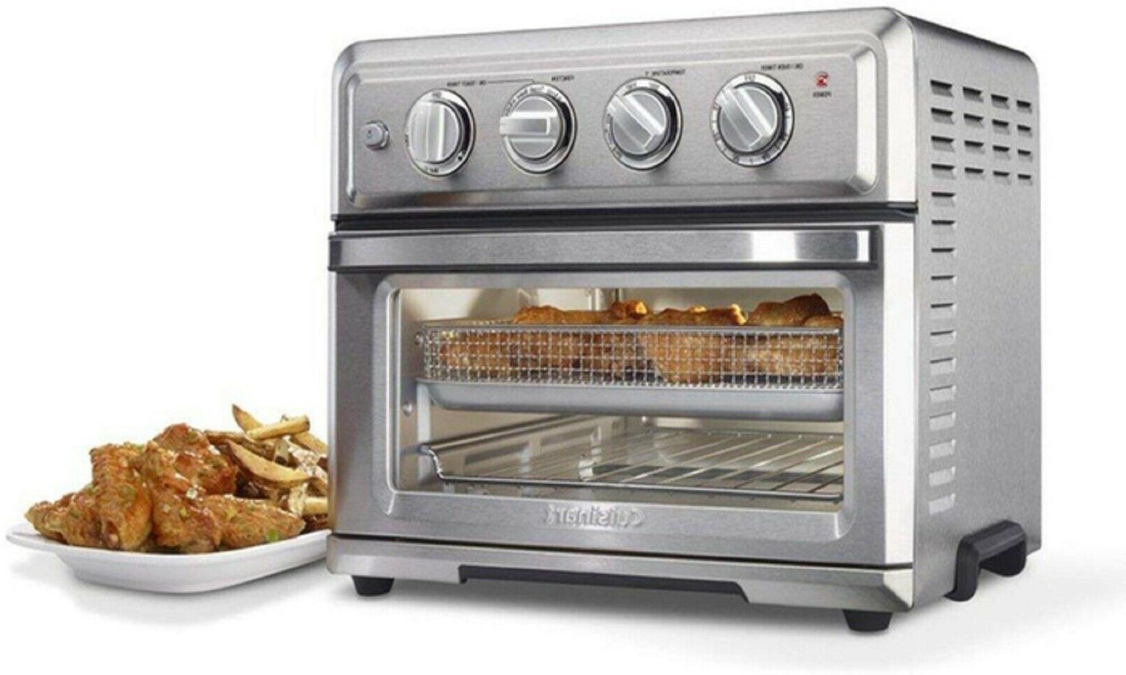 New! TOA-60 Stainless Steel Fryer Toaster - BOX!