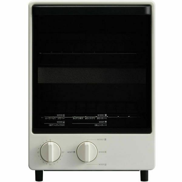 MUJI Oven Toaster Vertical Type Import