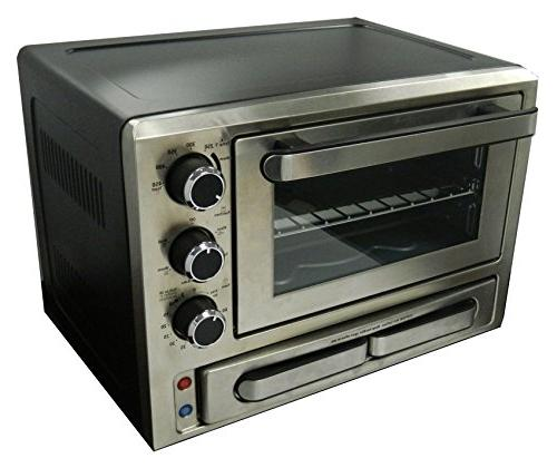 Avanti PPO84X3S-IS Oven Stainless