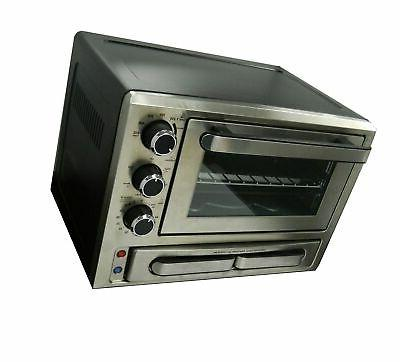 Avanti Products PPO84X3S-IS Pizza Oven 0.84 Stainless